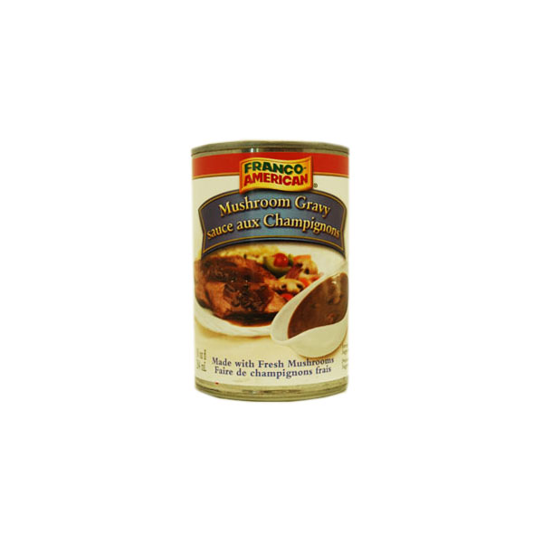 Franco American Mushroom Gravy