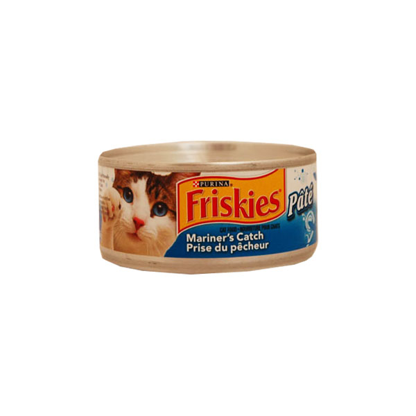 Purina Friskies Cat Food - Mariner's Catch Pate