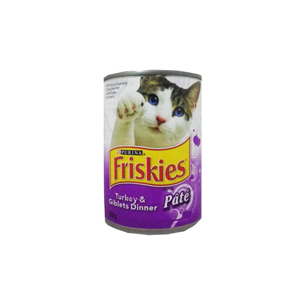 Friskies Turkey and Giblet Dinner