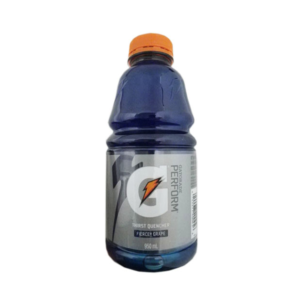 Gatorade Fierce Grape - 950ml