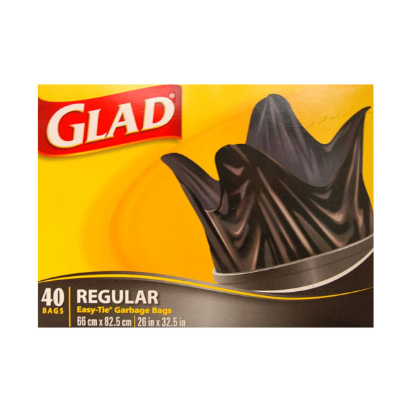 Glad Regular Garbage Bags