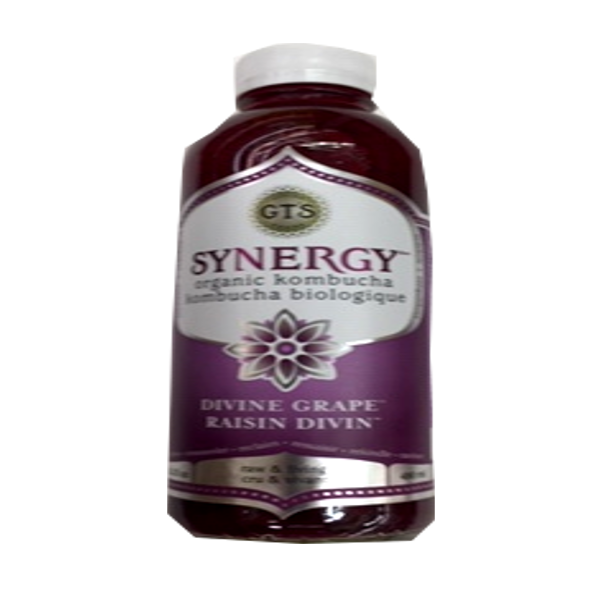 KOMBUCHA DIVINE GRAPE