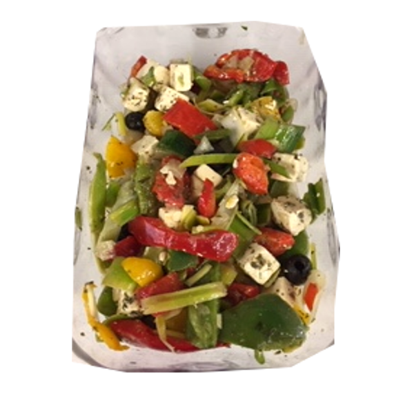 ORIGINAL GREEK SALAD PER 100G