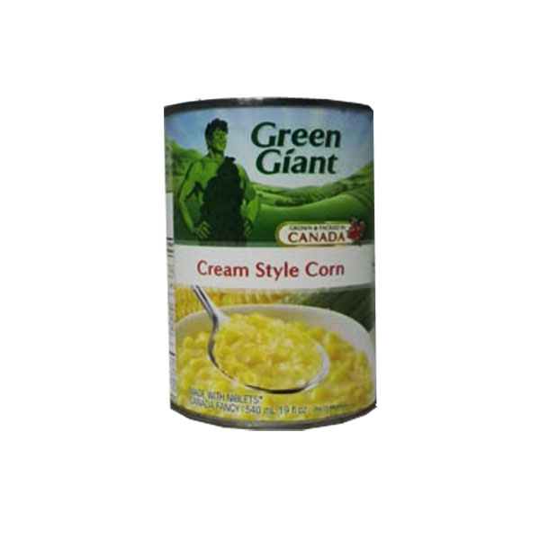 Green Giant Cream Style Corn - 19oz