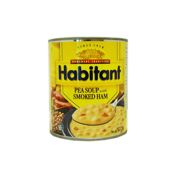 Habitant Pea Soup with Ham