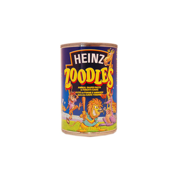 Heinz Zoodles