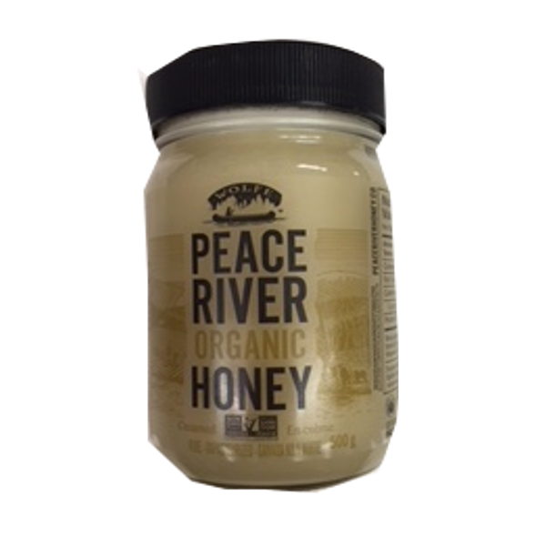 PEACE RIVER ORGANIC HONEY 500G