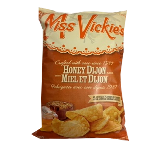 MISS VICKIES HONEY DIJON