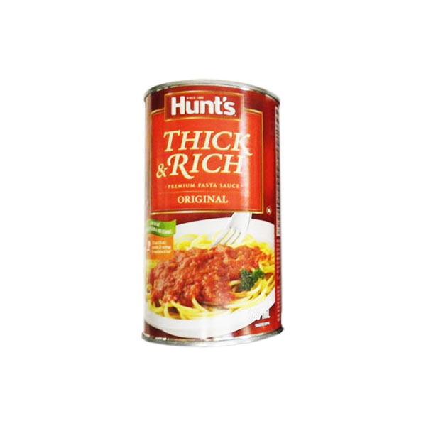 Hunt's Thick & Rich Original Pasta Sauce