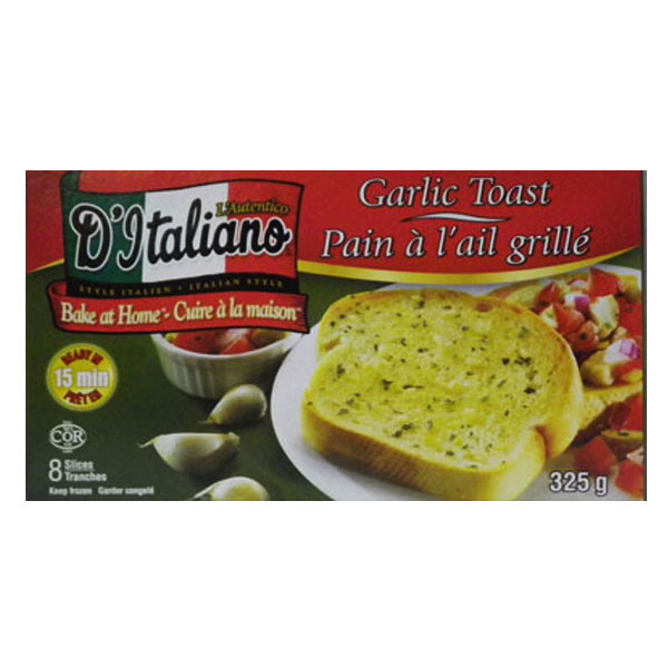 D'Italiano Garlic Bread