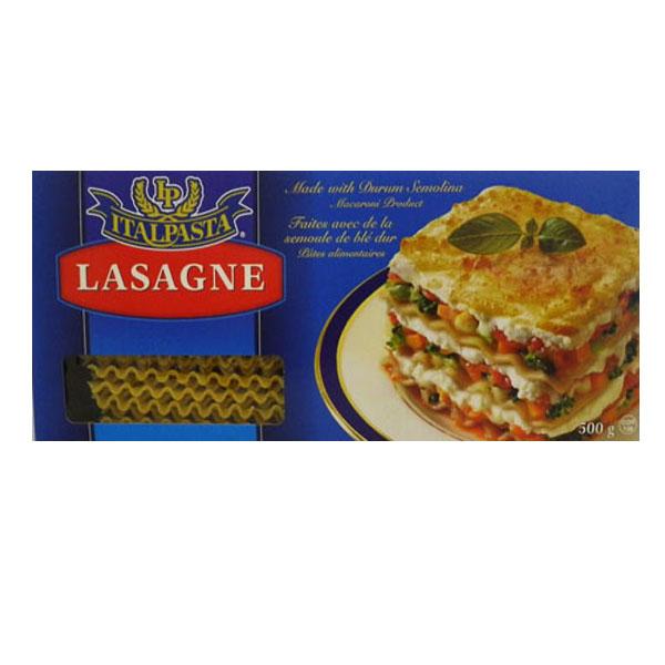 Italpasta Lasagne