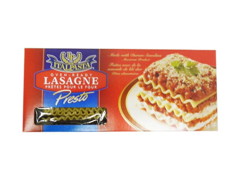 ItalPasta Lasagna