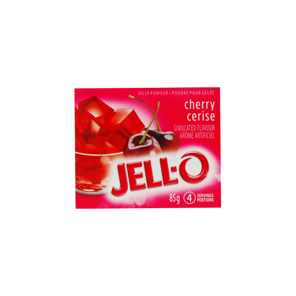 Jello - Cherry Mix