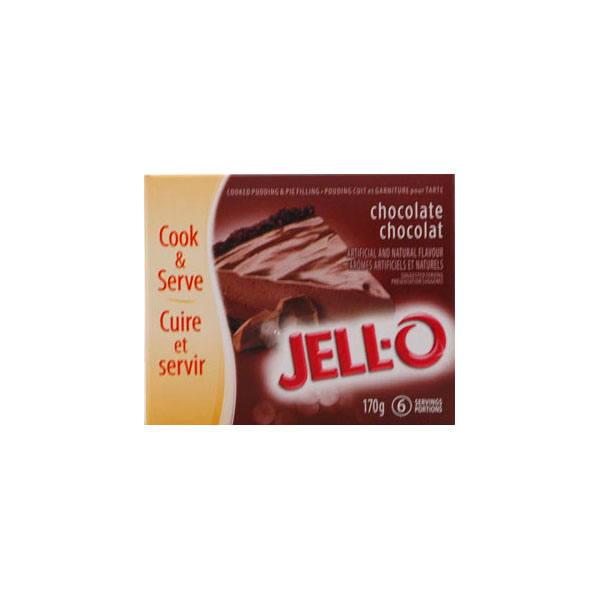 Jello Chocolate Pie Filling