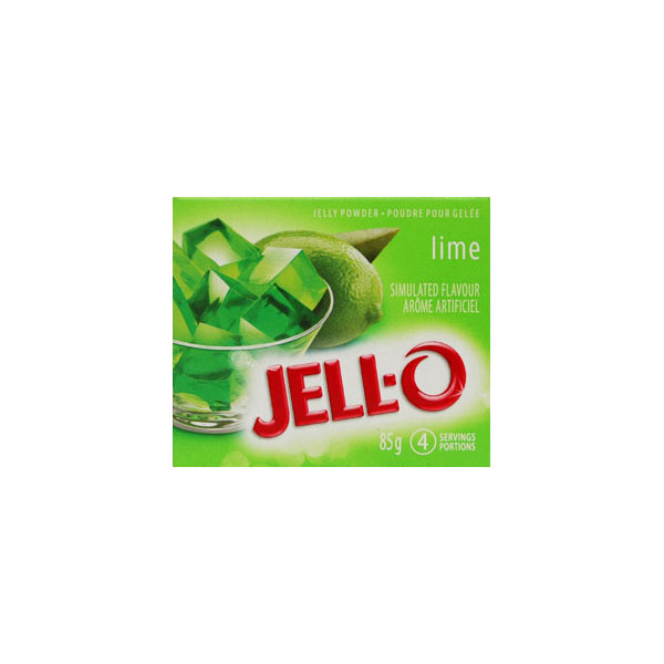 Jello - Lime Mix