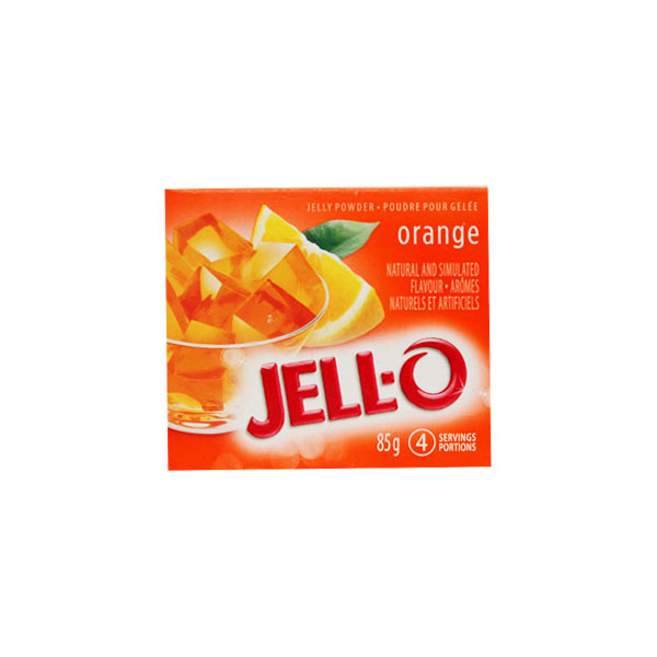 Jello - Orange Mix