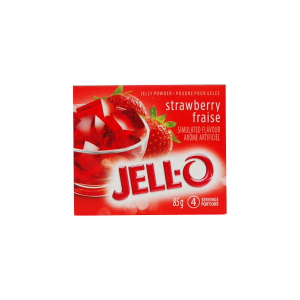Jello - Strawberry Mix