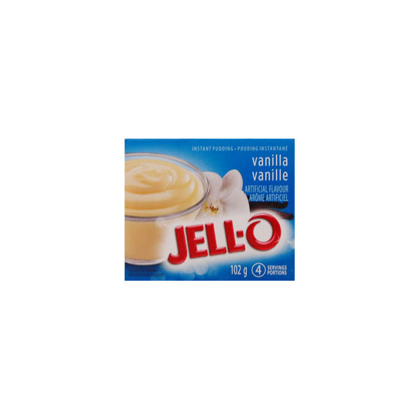 Jello Vanilla Pudding
