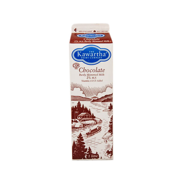 Kawartha Dairy Chocolate Milk - 1L