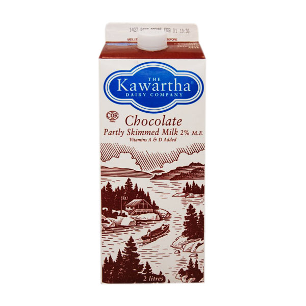 Kawartha Dairy Chocolate Milk - 2L