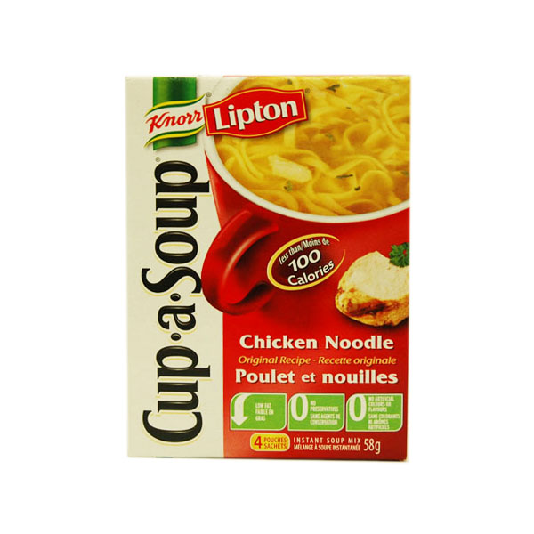 Knorr Lipton's Chicken Noodle Soup
