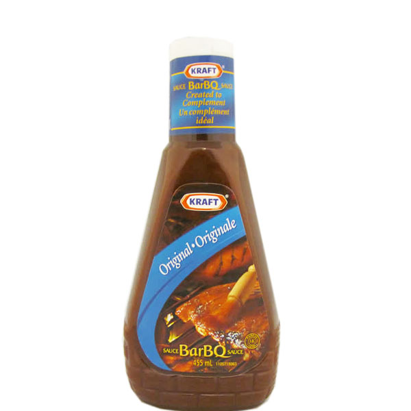 Kraft Original Barbecue Sauce