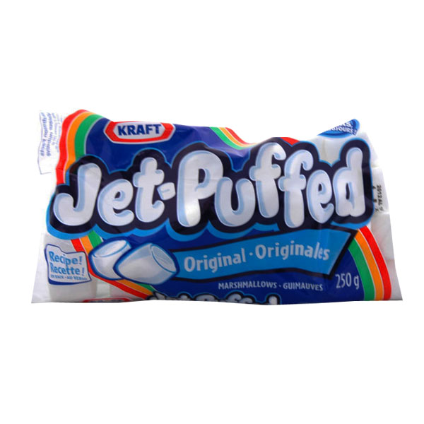 Kraft Jet Puffed Original Marshmallows