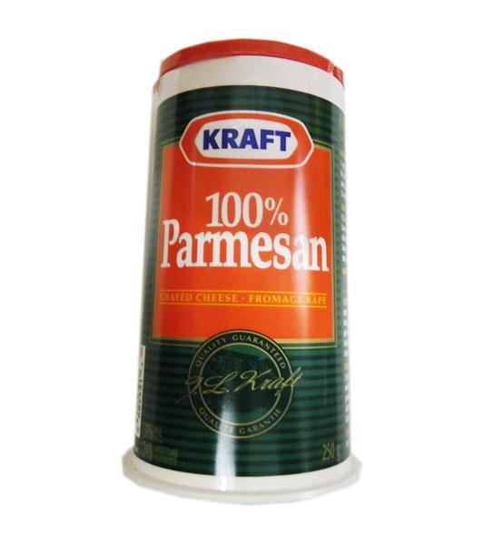 Kraft Parmesan Cheese