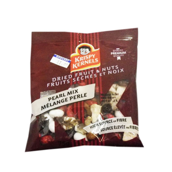 Krispy Kernels Dried Fruit & Nuts Pearl Mix