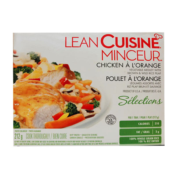 Lean Cuisine Chicken a la Orange