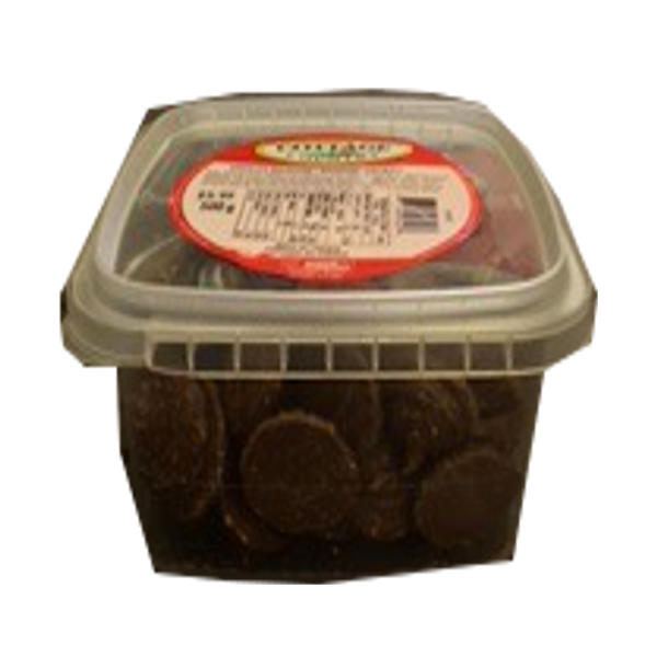 COTTAGE COUNTRY CANDY CHOCOLATE MACAROONS TUB