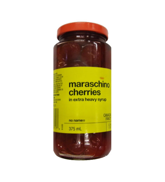 No Name Maraschino Cherries
