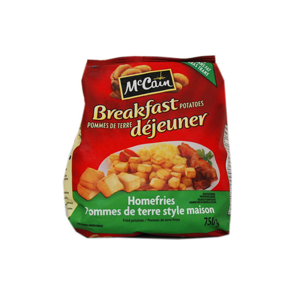 McCain Home Fries