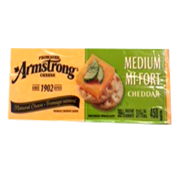 ARMSTRONG CHEESE MEDIUM