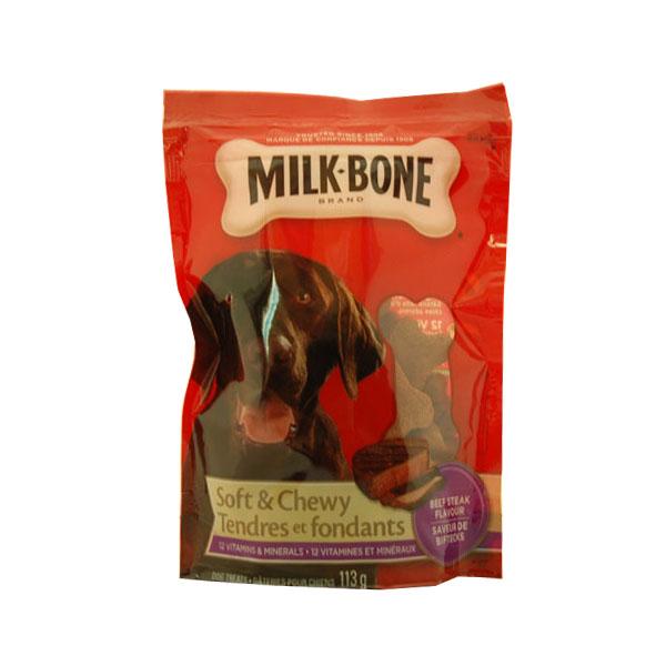 Milkbone Soft & Chewy - Beef