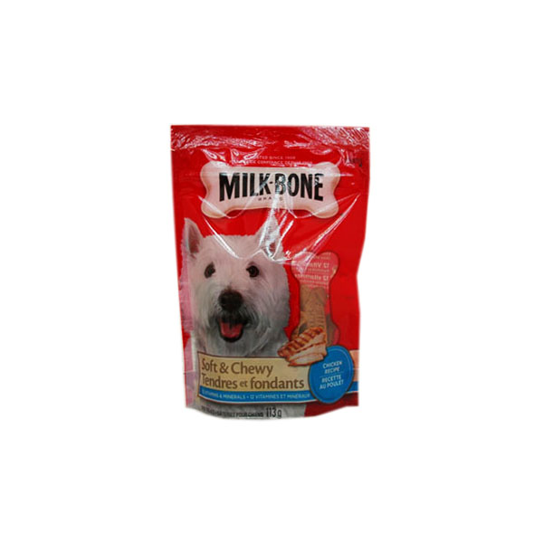 Milkbone Soft & Chewy - Chicken