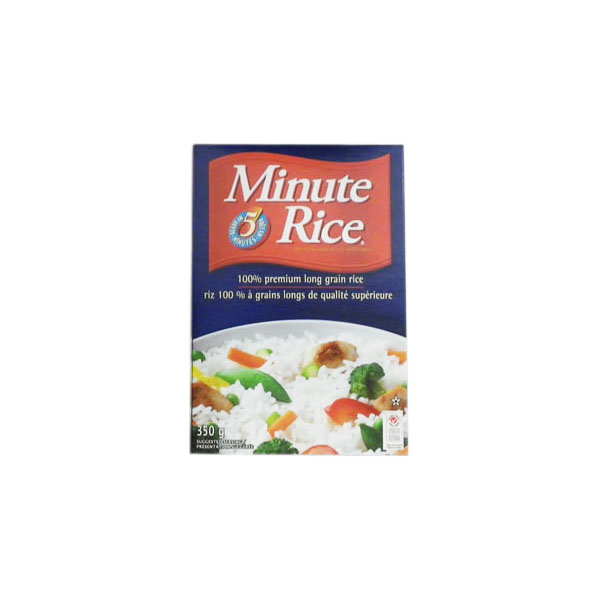 Minute Rice White