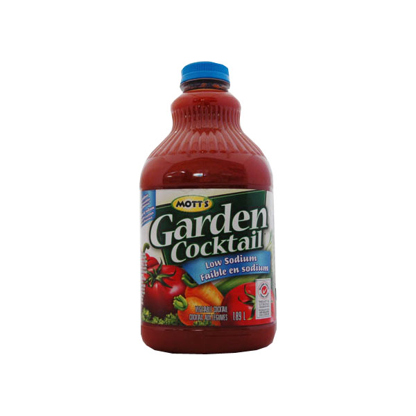 Mott's Garden Cocktail Low Sodium