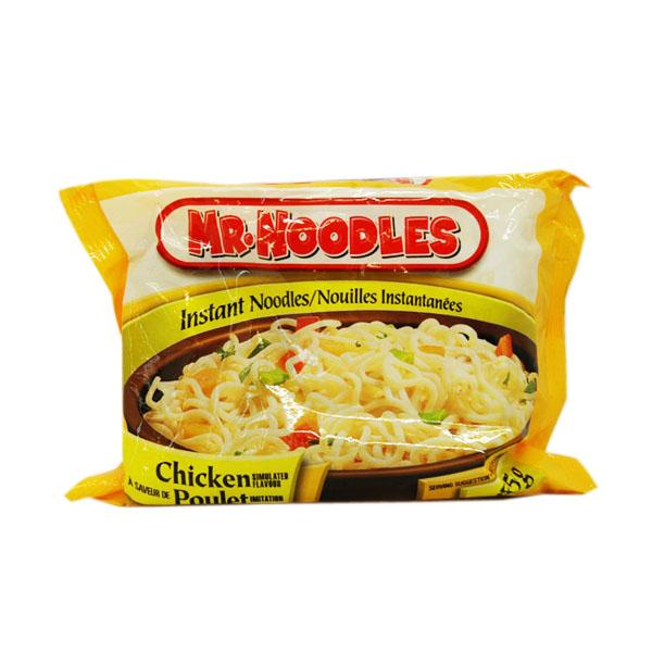 Mr. Noodles Chicken Soup