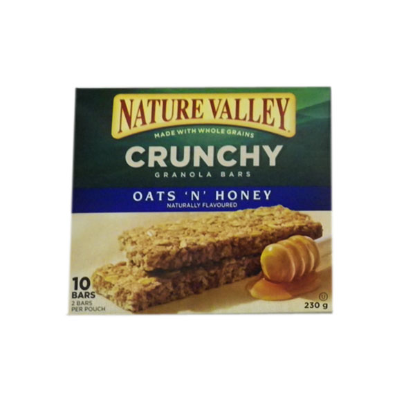 Nature Valley Oats & Honey bars