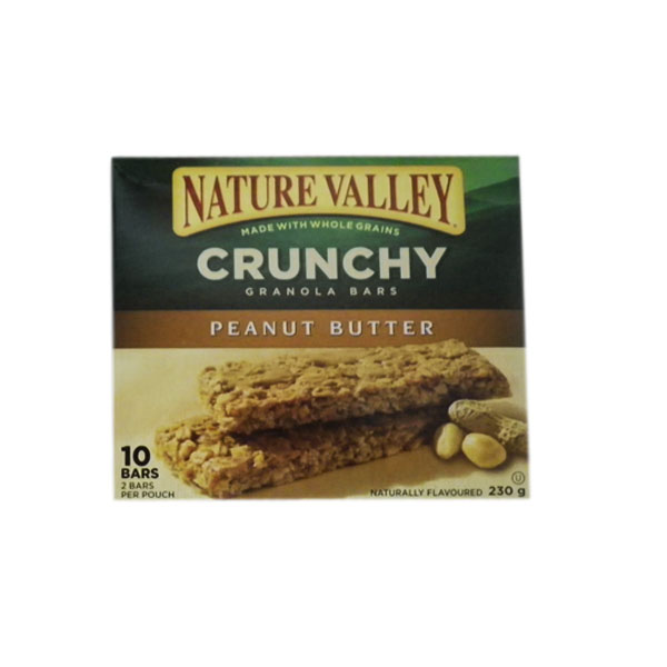 Nature Valley Peanut Butter bars