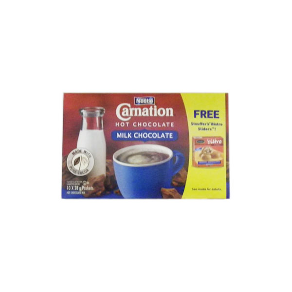 Nestle Carnation Milk Chocolate Hot Chocolate