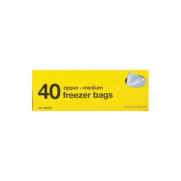 No Name Freezer Bags