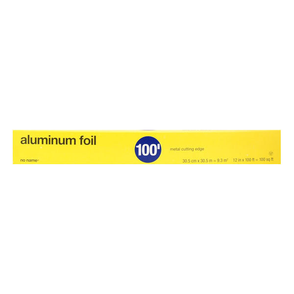 No Name Aluminum Foil