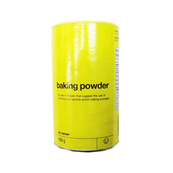 No Name Baking Powder