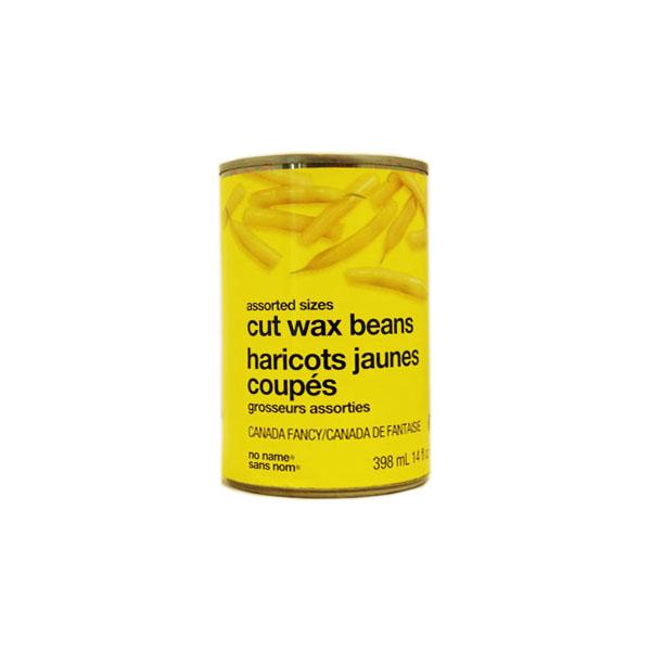 No Name Cut Wax Beans