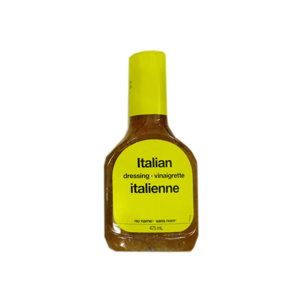 No Name Italian Dressing