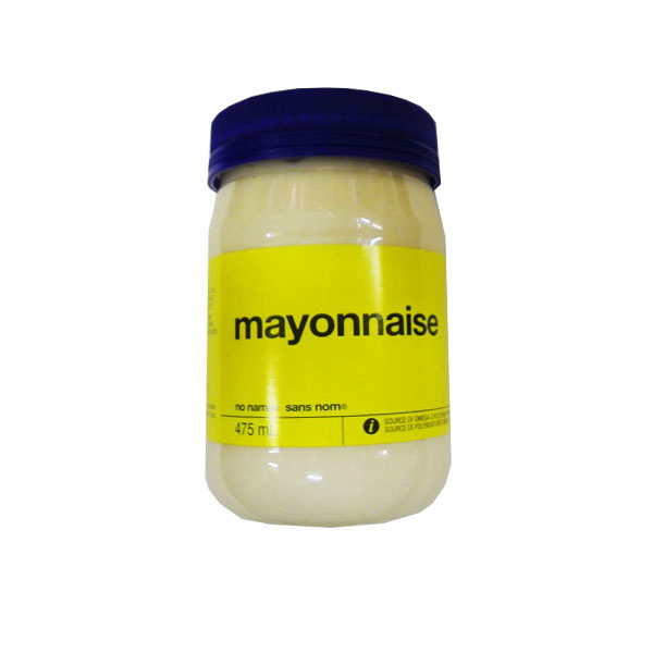 No Name Mayonnaise