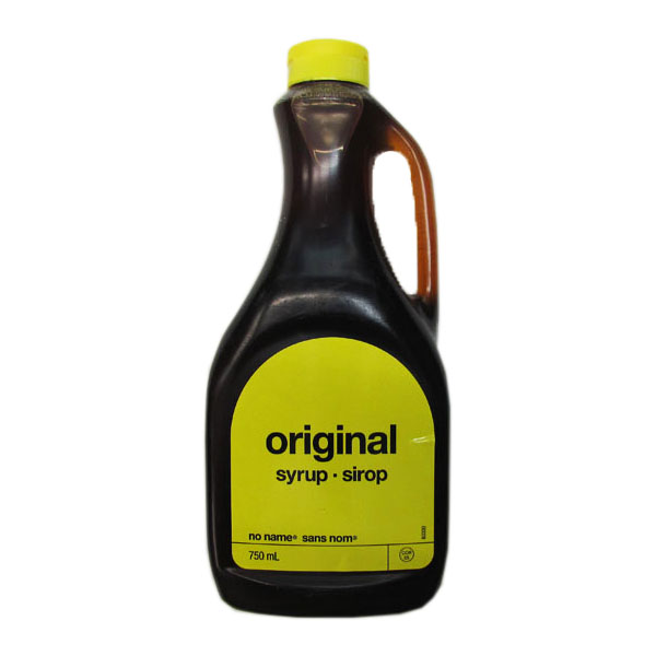 No Name Original Syrup