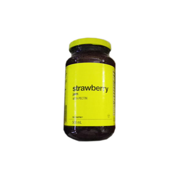No Name Strawberry Jam